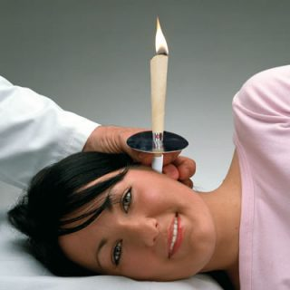 Termo-auricoloterapia con Otosan