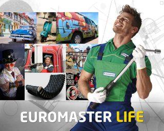 Euromaster Life, viaggi e curiosità a 360 gradi